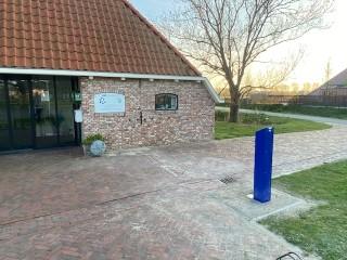 Watertappunt bij de Techumerpleats in De Zuidlanden